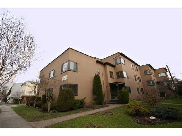 Main Photo: 101 6020 EAST BOULEVARD in Vancouver: Kerrisdale Condo for sale (Vancouver West)  : MLS®# V867260