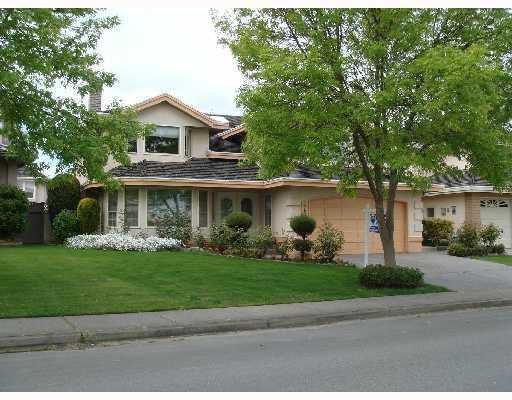 """Main Photo: 5751 BARNARD Drive in Richmond: Terra Nova House for sale in """"TERRA NOVA"""" : MLS®# V727033"""