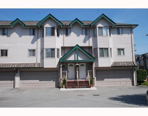 """Main Photo: 2 2420 PITT RIVER Road in Port_Coquitlam: Mary Hill Townhouse for sale in """"PARKSIDE ESTATES"""" (Port Coquitlam)  : MLS®# V767409"""