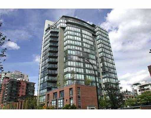 "Main Photo: 18E 139 DRAKE ST in Vancouver: False Creek North Condo for sale in ""CONCORDIA II"" (Vancouver West)  : MLS®# V585879"