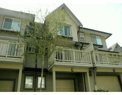"Main Photo: 48 8415 CUMBERLAND PL in Burnaby: East Burnaby Townhouse for sale in ""ASHAMBE"" (Burnaby East)  : MLS®# V589711"