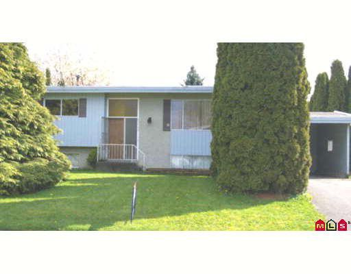 Main Photo: 45122 BALMORAL Avenue in Sardis: Sardis West Vedder Rd House for sale : MLS®# H2804553