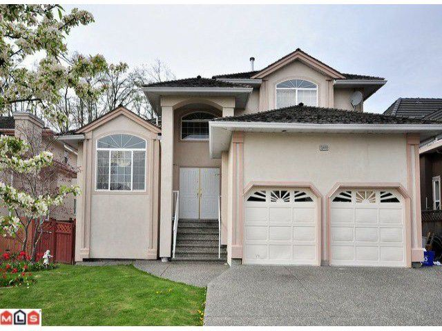 Main Photo: 15449 82A Avenue in Surrey: Fleetwood Tynehead House for sale : MLS®# F1010628