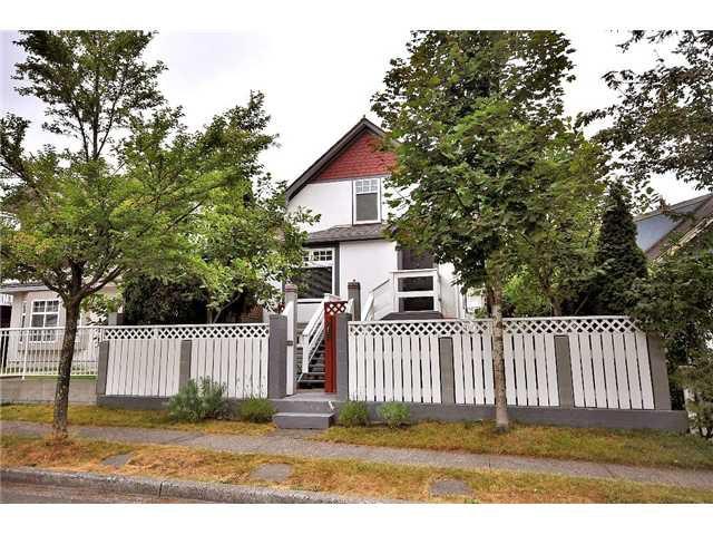 Main Photo: 5284 WINDSOR Street in Vancouver: Fraser VE House for sale (Vancouver East)  : MLS®# V845699