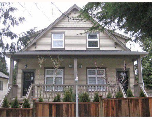 Main Photo: 914 E 15TH Avenue in Vancouver: Mount Pleasant VE House 1/2 Duplex for sale (Vancouver East)  : MLS®# V749200