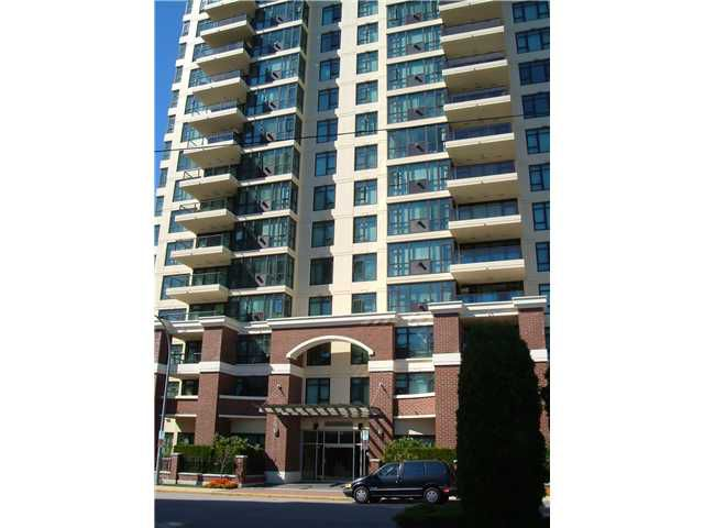 """Main Photo: 1006 615 HAMILTON Street in New Westminster: Uptown NW Condo for sale in """"THE UPTOWN"""" : MLS®# V850065"""