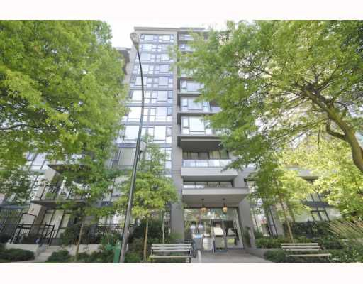"Main Photo: 301 1650 W 7TH Avenue in Vancouver: Fairview VW Condo for sale in ""THE VIRTU"" (Vancouver West)  : MLS®# V754968"