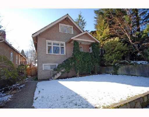 Main Photo: 4134 W 14TH Avenue in Vancouver: Point Grey House for sale (Vancouver West)  : MLS®# V756653