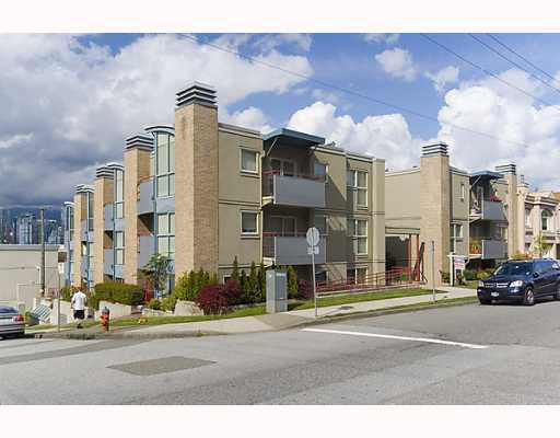 """Main Photo: PH4 1195 W 8TH Avenue in Vancouver: Fairview VW Condo for sale in """"ALDER COURT"""" (Vancouver West)  : MLS®# V768968"""
