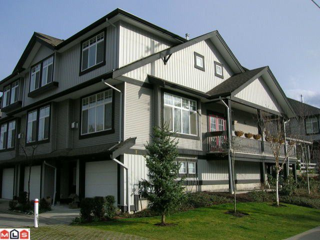 """Main Photo: 39 18839 69 Avenue in Surrey: Clayton Townhouse for sale in """"Starpoint II"""" (Cloverdale)  : MLS®# F1004442"""