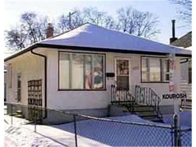 Main Photo: 228 HARBISON Avenue West in WINNIPEG: East Kildonan Residential for sale (North East Winnipeg)  : MLS®# 2001866
