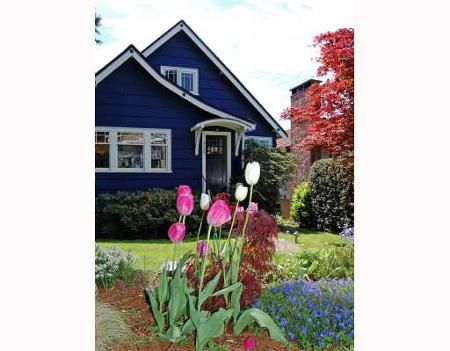 Main Photo: 3682 Franklin Street in Vancouver: Hastings East House for sale (Vancouver East)  : MLS®# V689530