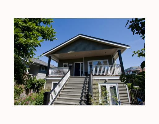 Main Photo: 2947 W 5TH Avenue in Vancouver: Kitsilano Townhouse for sale (Vancouver West)  : MLS®# V775485