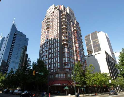 """Main Photo: 1704 811 HELMCKEN Street in Vancouver: Downtown VW Condo for sale in """"IMPERIAL TOWER"""" (Vancouver West)  : MLS®# V783490"""