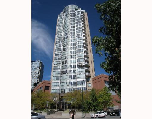 Main Photo: 2308 63 KEEFER Place in Vancouver: Downtown VW Condo for sale (Vancouver West)  : MLS®# V786386