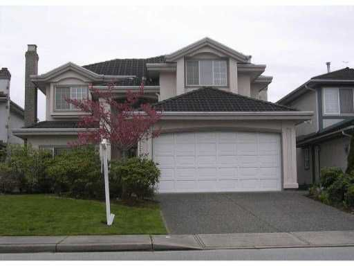 Main Photo: 12780 JACK BELL Drive in Richmond: East Cambie House for sale : MLS®# V819566