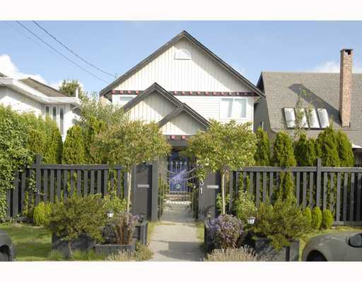 Main Photo: 3831 RICHMOND Street in Richmond: Steveston Villlage House for sale : MLS®# V731182
