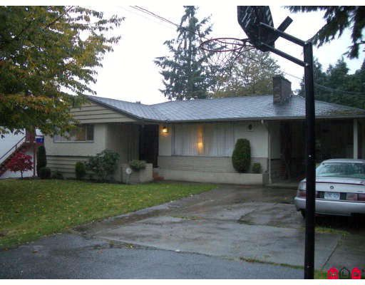 Main Photo: 13755 LARNER Road in Surrey: Bolivar Heights House for sale (North Surrey)  : MLS®# F2830674