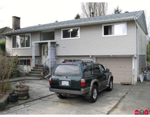 Main Photo: 13935 ANTRIM Road in Surrey: Bolivar Heights House for sale (North Surrey)  : MLS®# F2903393