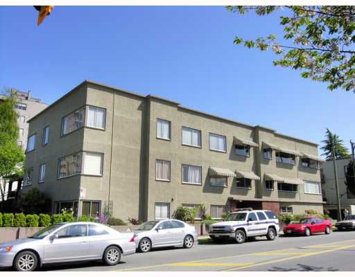 """Main Photo: 103 2626 FIR Street in Vancouver: Fairview VW Condo for sale in """"CAMBRIDGE MANOR"""" (Vancouver West)  : MLS®# V753966"""