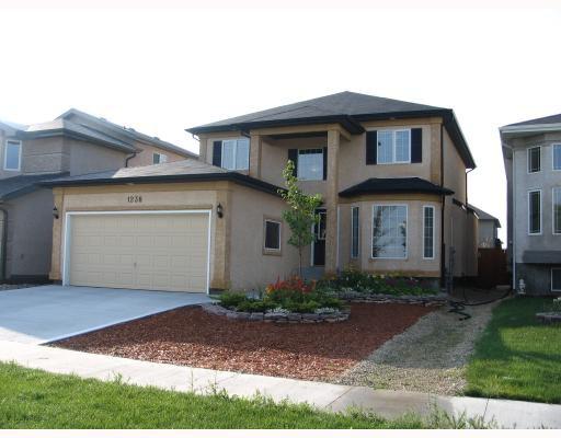 Main Photo: 1238 LEE Boulevard in WINNIPEG: Fort Garry / Whyte Ridge / St Norbert Residential for sale (South Winnipeg)  : MLS®# 2915870