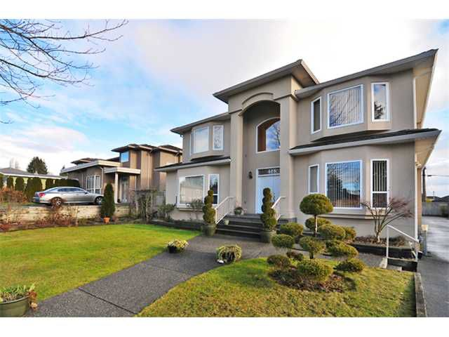 "Main Photo: 4616 BARKER Avenue in Burnaby: Burnaby Hospital House for sale in ""BURNABY HOSPITAL"" (Burnaby South)  : MLS®# V863768"