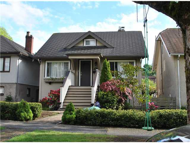 """Main Photo: 478 W 20TH Avenue in Vancouver: Cambie House for sale in """"CAMBIE VILLAGE"""" (Vancouver West)  : MLS®# V832237"""