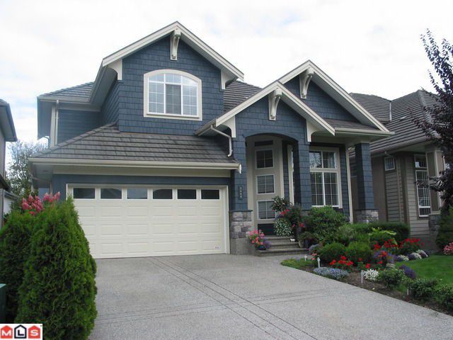 """Main Photo: 3468 150A Street in Surrey: Morgan Creek House for sale in """"Rosemary West"""" (South Surrey White Rock)  : MLS®# F1023224"""