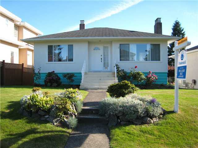 Main Photo: 3236 E 51ST Avenue in Vancouver: Killarney VE House for sale (Vancouver East)  : MLS®# V857842