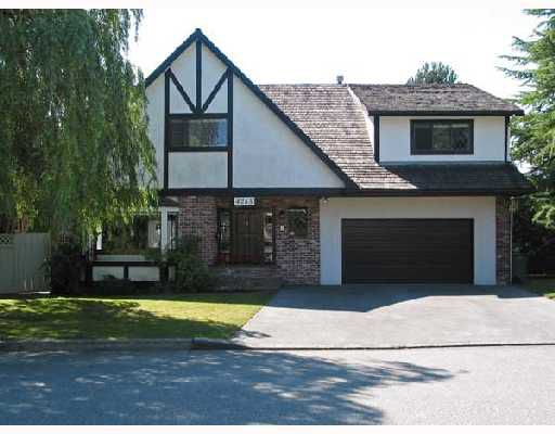 Main Photo: 4265 KEVIN Place in Vancouver: Dunbar House for sale (Vancouver West)  : MLS®# V728289