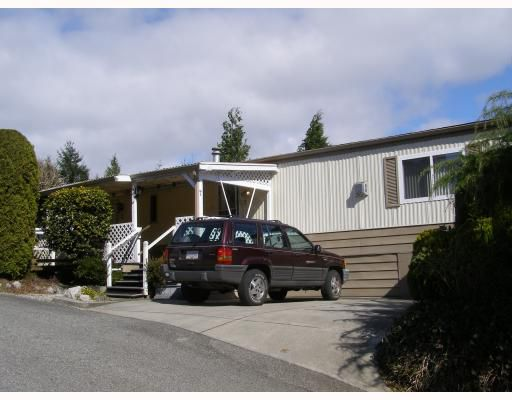 """Main Photo: 7 4116 BROWNING Road in Sechelt: Sechelt District Manufactured Home for sale in """"ROCKLAND WYND"""" (Sunshine Coast)  : MLS®# V759648"""