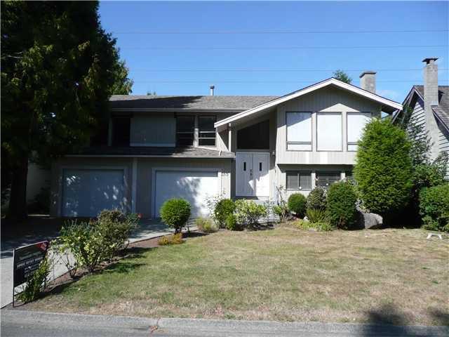 "Main Photo: 255 W MURPHY Drive in Tsawwassen: Pebble Hill House for sale in ""TSAWWASSEN HEIGHTS"" : MLS®# V858150"
