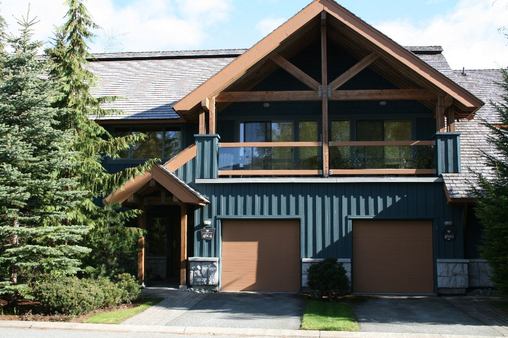 "Main Photo: 4604 MONTEBELLO Place: Whistler Townhouse for sale in ""MONTEBELLO"" : MLS®# V860641"