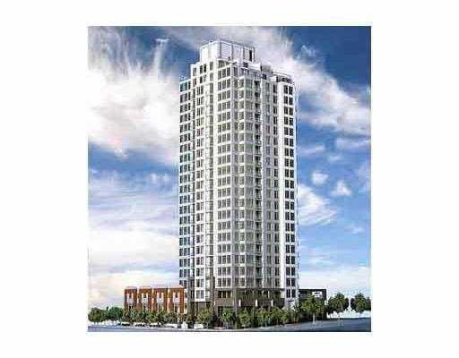 """Main Photo: 1607 1001 HOMER ST in Vancouver: Downtown VW Condo for sale in """"BENTLEY"""" (Vancouver West)  : MLS®# V575366"""