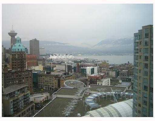 """Main Photo: 2605 58 KEEFER Place in Vancouver: Downtown VW Condo for sale in """"FIRENZE 1"""" (Vancouver West)  : MLS®# V747155"""