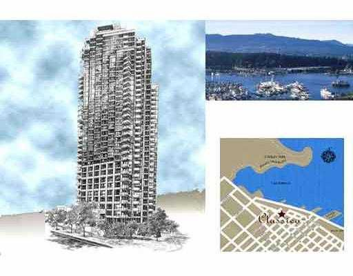 Main Photo: 2203 1328 W PENDER ST in Vancouver: Coal Harbour Condo for sale (Vancouver West)  : MLS®# V559668