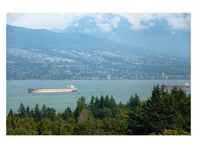 """Main Photo: 1105 5989 WALTER GAGE Road in Vancouver: University VW Condo for sale in """"CORUS"""" (Vancouver West)  : MLS®# V813411"""
