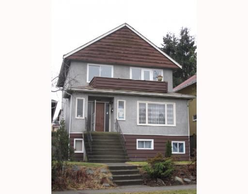 Main Photo: 424 E 37TH Avenue in Vancouver: Fraser VE House for sale (Vancouver East)  : MLS®# V803226