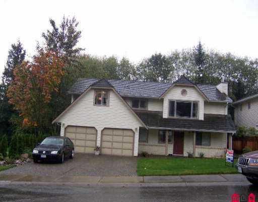 Main Photo: 35298 MUNROE AV in Abbotsford: Abbotsford East House for sale : MLS®# F2523234