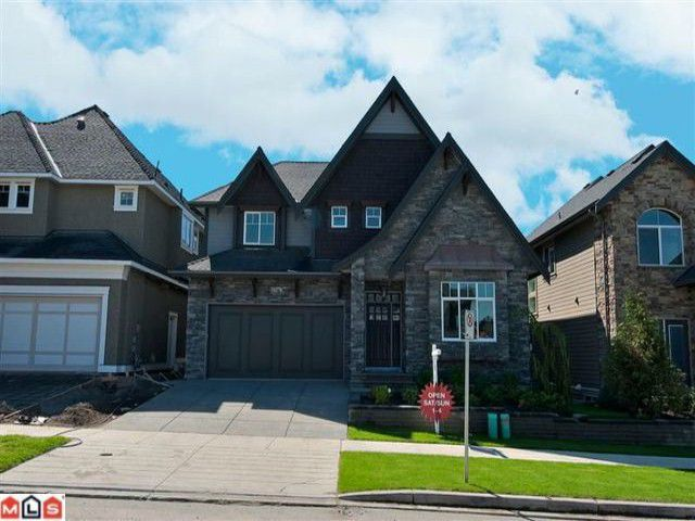 """Main Photo: 16278 25TH Avenue in Surrey: Grandview Surrey House for sale in """"MORGAN HEIGHTS"""" (South Surrey White Rock)  : MLS®# F1021959"""