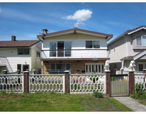 Main Photo: 3069 E 25TH Avenue in Vancouver: Renfrew Heights House for sale (Vancouver East)  : MLS®# V765496