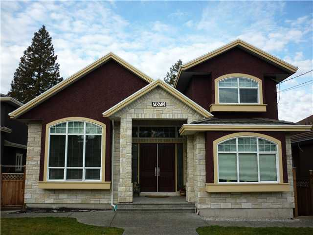 Main Photo: 7873 ROSEWOOD Street in Burnaby: Burnaby Lake House for sale (Burnaby South)  : MLS®# V865608