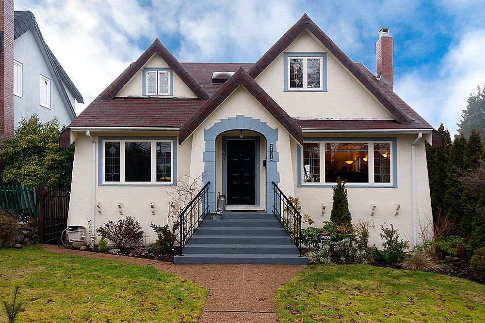 Main Photo: 2907 W 30TH Avenue in Vancouver: MacKenzie Heights House for sale (Vancouver West)  : MLS®# V866416