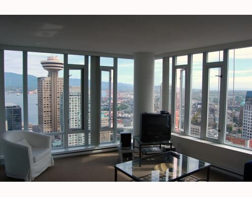"""Main Photo: 2910 610 GRANVILLE Street in Vancouver: Downtown VW Condo for sale in """"THE HUDSON"""" (Vancouver West)  : MLS®# V788589"""
