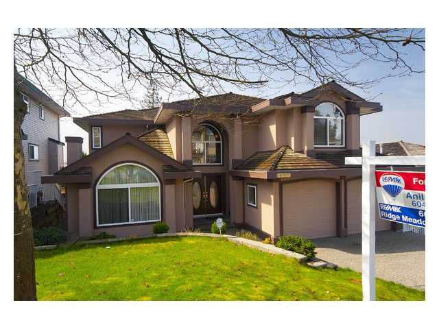 Main Photo: 23818 ZERON Avenue in Maple Ridge: Albion House for sale : MLS®# V832172