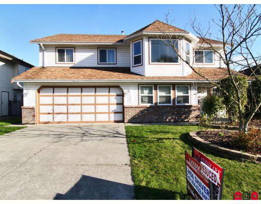Main Photo: 3064 CURLEW Drive in Abbotsford: Abbotsford West House for sale