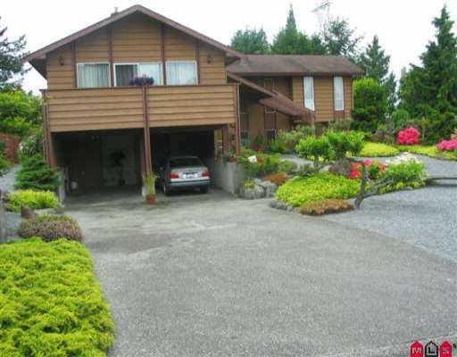 "Main Photo: 8853 DELMONTE CR in Delta: Nordel House for sale in ""DELWOOD PARK"" (N. Delta)  : MLS®# F2611343"