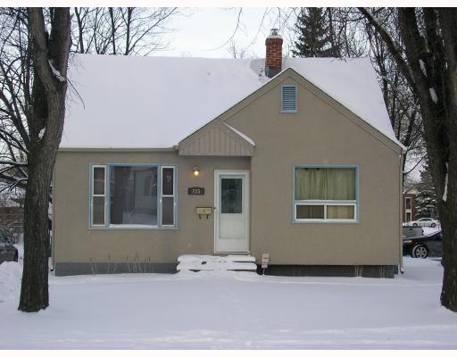 Main Photo: 285 OAKLAND Avenue in WINNIPEG: North Kildonan Residential for sale (North East Winnipeg)  : MLS®# 2720058