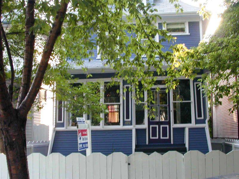 Main Photo: 472 Craig St./ Wolseley in Winnipeg: West End / Wolseley House/Single Family for sale (Wolseley)  : MLS®# 2611661