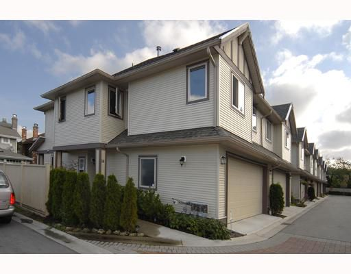 """Main Photo: 14 4191 WILLIAMS Road in Richmond: Boyd Park Townhouse for sale in """"PENDLEBURY PARK"""" : MLS®# V748017"""